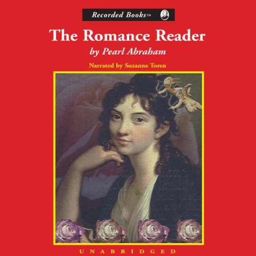 The Romance Reader audiobook cover art