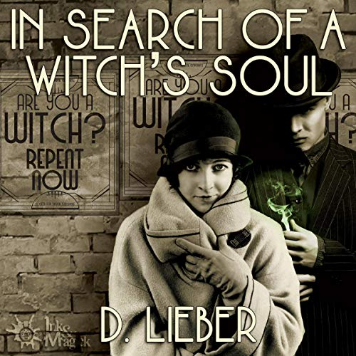 In Search of a Witch's Soul audiobook cover art