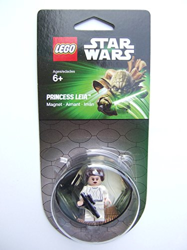 LEGO Star Wars Princess Leia Magnet by LEGO