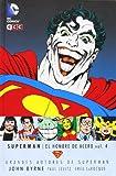 Grandes Autores de Superman: John Byrne - Superman: El hombre de acero vol. 4