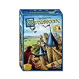 RWX Juego De Mesa De Carcassonne, Padres-Infantil Interactive Recoger Casual Card Game, 2-5 Juego De Mesa (Color : Classic)