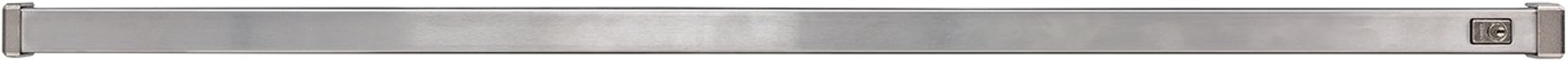 ABUS, FPR217 ER, raamkozijn Sluiting: AL0145 Länge: 100 cm roestvrij staal