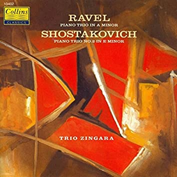 Ravel & Shostakovich: Piano Trios
