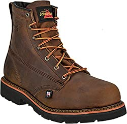 "Thorogood Men's 6"" American Heritage Work Boot Steel Toe - 804-3366"