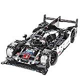 Elroy369Lion 1586 piezas MOC Technic Sports Car Blocks Modelo para Porsche 911, DIY Racing Car Ladrillos Toy Building Blocks Set Compatible con LEGO Technic