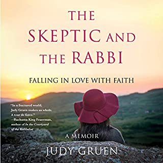 The Skeptic and the Rabbi cover art