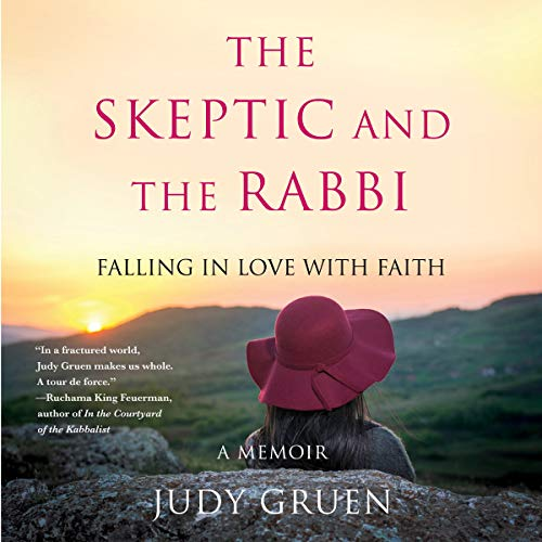 The Skeptic and the Rabbi audiobook cover art