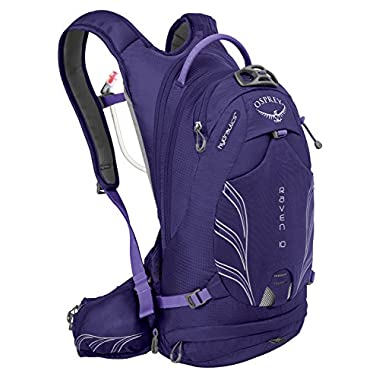 Osprey Packs Women's Raven 10 Hydration Pack, Royal Purple
