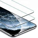 xinyunew [2-Pezzi] Pellicola Protettiva in Vetro Temperato per Xiaomi Mi A1/5X 5.5, importazioni Giapponesi Protezione Schermo in Screen Protector Film con Garanzia di Sostituzione a Vita