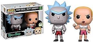 Funko Animation Rick & Morty Buff Rick Buff Summer pop!