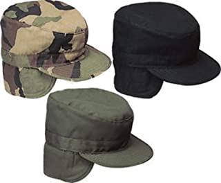 bdu cap with ear flaps