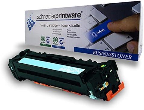 Schneider Printware Kompatibel Toner 35 Mehr Druckleistung Ersetz Ce401a 507a Cyan Für Hp Laserjet Enterprise 500 Color M551dn M551n M551xh M575dn M575f M575c M570dn M570dw 8 000 Seiten Bürobedarf Schreibwaren