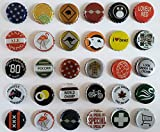 500 Beer Caps for crafts (500+ Mixed Designs)