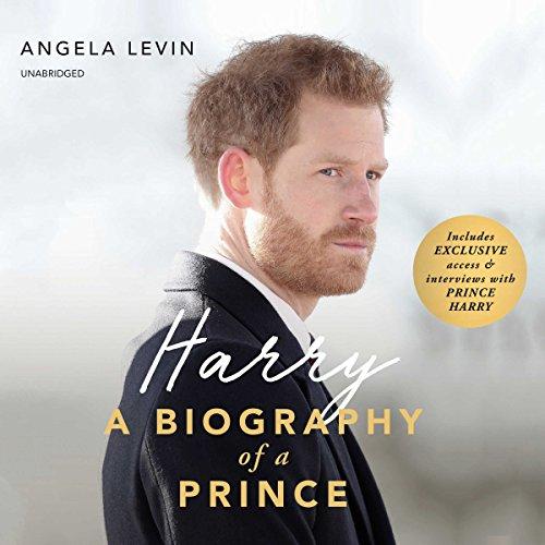 Harry audiobook cover art