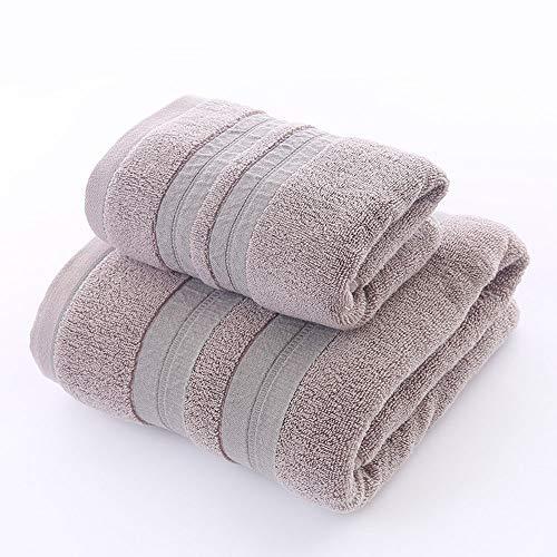ZHAOJIANHUI handdoek 32 jacquard-handdoeken donker gastendoekjes wellness paar sport