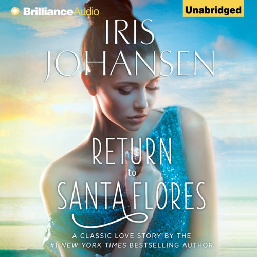 Return to Santa Flores audiobook cover art