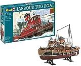 Revell- Harbour Tug Maqueta de Buques de Carga, 10+ Años, Multicolor (05207)