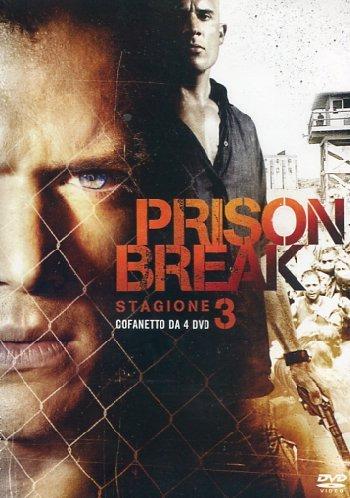 Prison breakStagione03 [IT Import] [4 DVDs]
