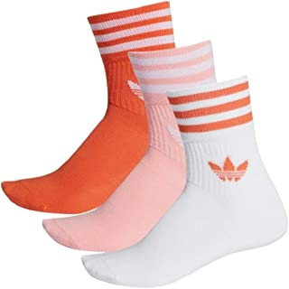 Adidas Mid Cut Crew - Calcetines (3 pares)