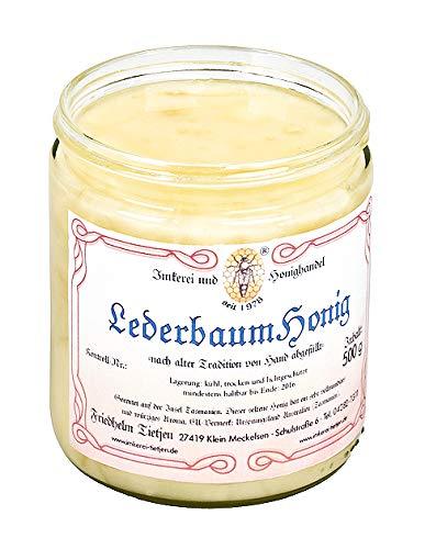 Tasmanischer Lederbaumhonig 500g (Leatherwood Honey) -sehr aromatisch, naturbelassener Honig (von Imkerei Nordheide)