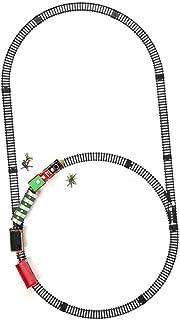 プラレール レールも 車両も DIY 鉄道車両 おもちゃ 音楽付き 子供へ クリスマスプレゼント(#1)