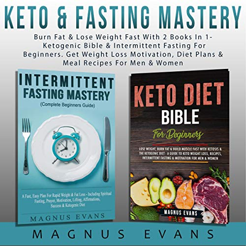 Keto & Fasting Mastery cover art