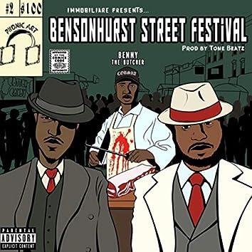 Bensonhurst Street Festival (feat. Benny the Butcher)