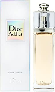 Christian Dior Addict Eau De Toilette Spray for Women, 3.4 Ounce