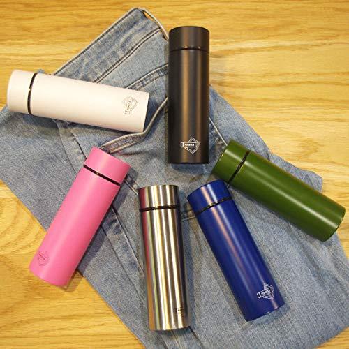 ポケットサイズの120mlのポケトルは、販売されるやいなや大反響を呼んだという人気の小さめステンレスボトルです。