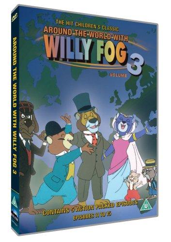 Around The World With Willy Fog Vol.3 - Episodes 11-15