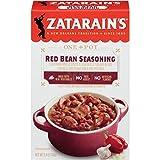 Zatarain's Red Bean Seasoning, 2.4 oz (Pack of 12)
