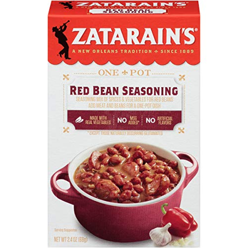 Top 10 zatarains red beans and rice seasoning for 2021