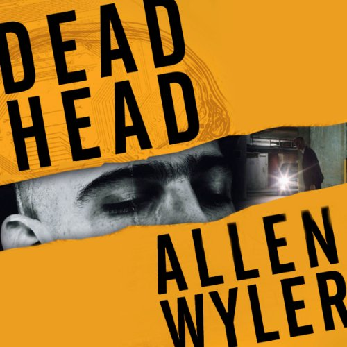 Dead Head audiobook cover art