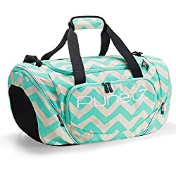 Gym Bag in gift guide for group fitness instructors