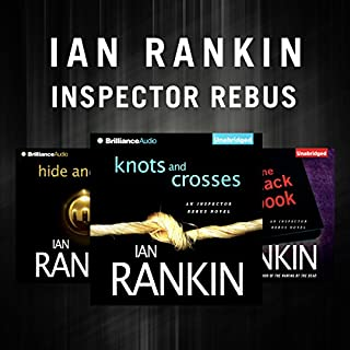 Ian Rankin - The Inspector Rebus Series cover art