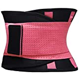 VENUZOR Waist Trainer Belt for Women - Waist Cincher Trimmer - Slimming Body Shaper Belt - Sport...