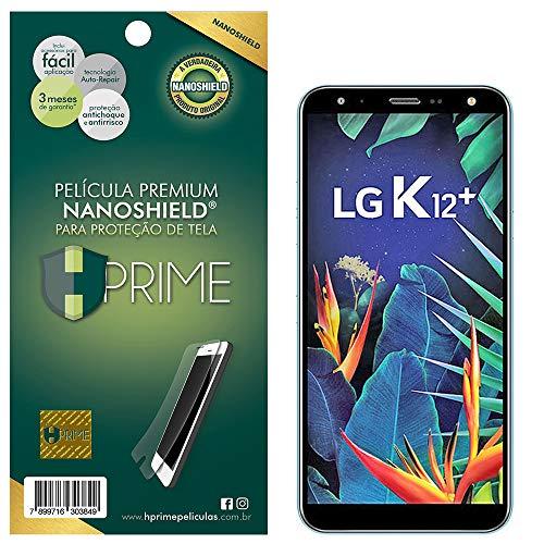 Pelicula HPrime NanoShield para LG K12 Plus (K40), Hprime, Película Protetora de Tela para Celular, Transparente