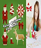 Easy Origami For Kids: The Great Big Easy ORIGAMI Book for Kids, Origami Made Simple, Origami kit japanese + Christmas Origami for Kids (English Edition)