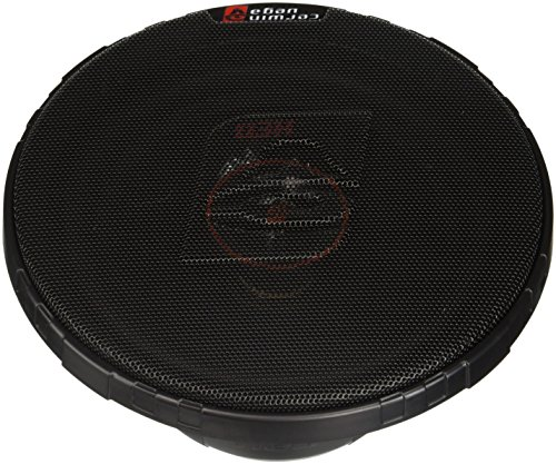 Cerwin-Vega Mobile H7652 HED(R) Series 2-Way Coaxial Speakers (6.5', 320 Watts max), Black, 2X2X2