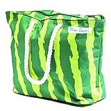 Pierre Cardin, Verde, línea Haiti, Bolsa de Playa térmica, 45 litros