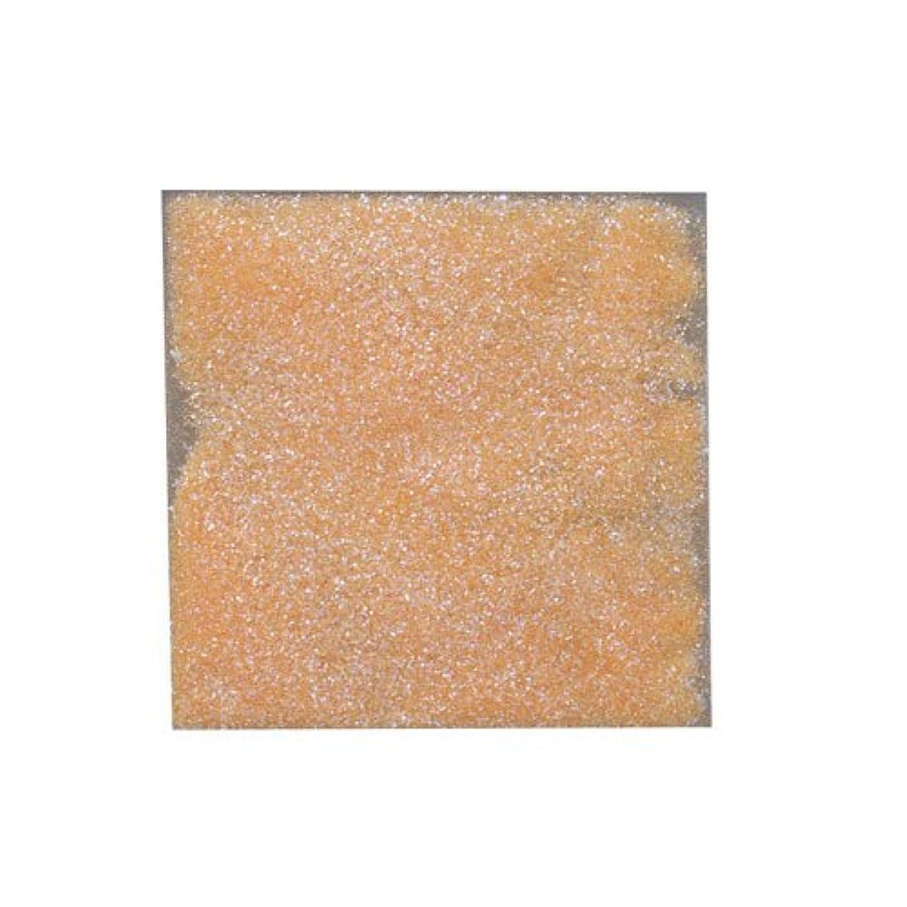 一杯誇大妄想エアコンピカエース ネイル用パウダー ラメカラーオーロラB 耐溶剤 S #532 オレンジ 0.7g