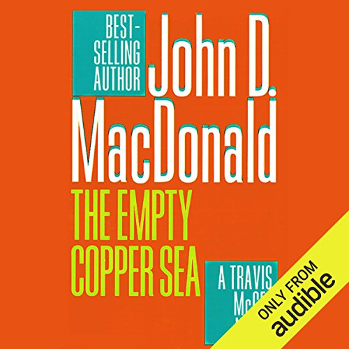 Couverture de The Empty Copper Sea