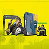 Xbox One X LE Bundle - CyberPunk [DISCONTINUED]