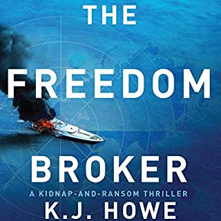The Freedom Broker audiobook cover art