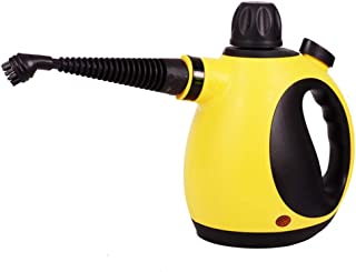 Steam cleaner Steam Cleaners for Floors - Multi-Purpose Handheld Pressurized Steamer Cleaners with 9-Piece Accessories for...