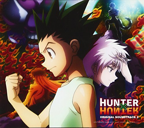 Animation Soundtrack - Hunter X Hunter (Anime) Original Soundtrack 3 [Japan CD] VPCG-84941