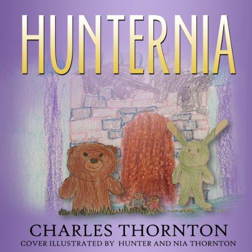 Hunternia audiobook cover art