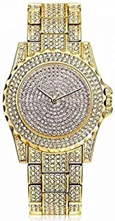 Lupai Dress Watch For Women Analog Stainless Steel - 9306