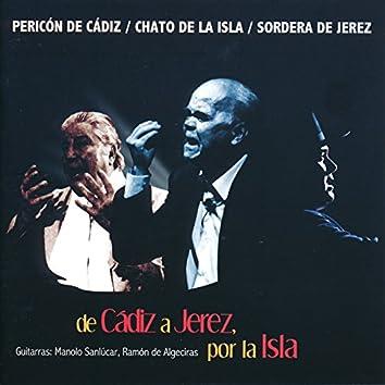 De Cádiz a Jerez, Por la Isla