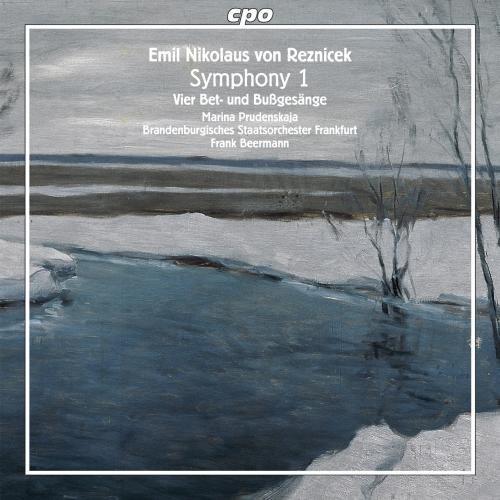 レズニチェク:交響曲 第1番「悲劇的」~祈りと贖罪の歌